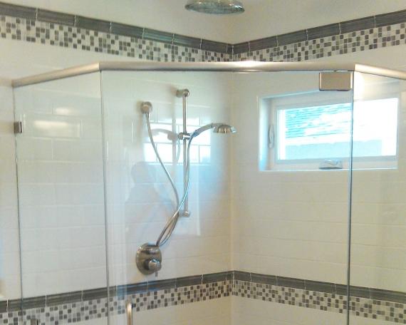 Shower Hookup